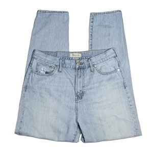 Madewell Size 30 Hi-Rise The Perfect Summer Jeans